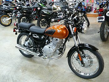 2016 Suzuki TU250X for sale 200476171