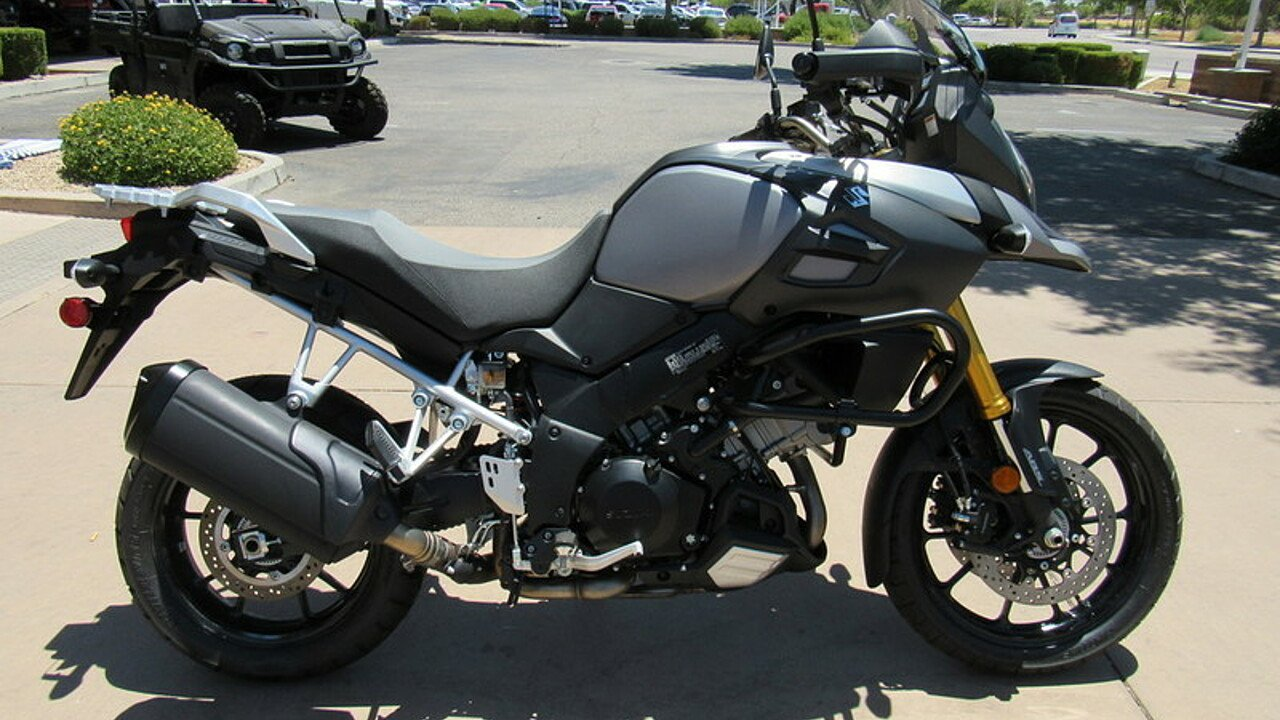 2016 Suzuki V-Strom 1000 for sale 200436956