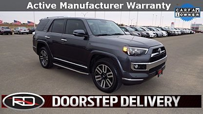 2016 Toyota 4Runner 4WD for sale 100922731