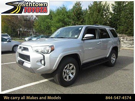 2016 Toyota 4Runner 4WD for sale 100922965