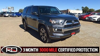 2016 Toyota 4Runner 4WD for sale 100924961