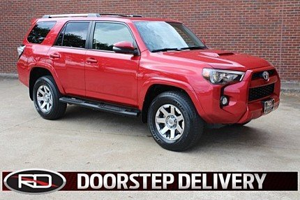 2016 Toyota 4Runner 4WD for sale 101003294