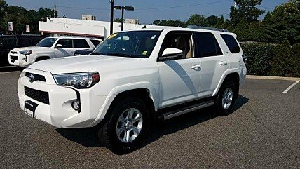 2016 Toyota 4Runner 4WD for sale 101005504