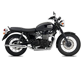 2016 Triumph Bonneville 900 T100 for sale 200433635
