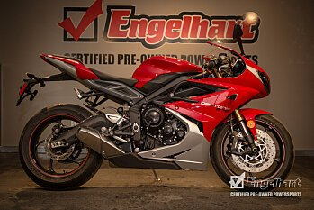 2016 Triumph Daytona 675 for sale 200552639