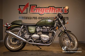 2016 Triumph Thruxton for sale 200552637