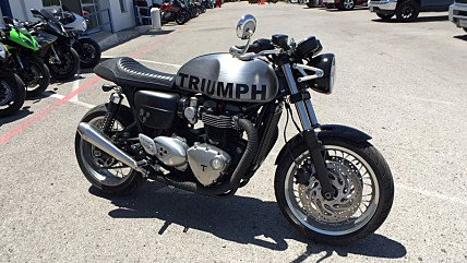 2016 Triumph Thruxton for sale 200578576