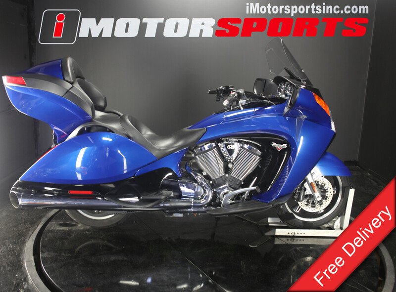 victory vision motorcycles for sale motorcycles on autotrader rh motorcycles autotrader com 2008 Victory Vegas Kingpin Victory Vision Tour
