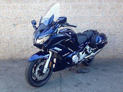 2016 Yamaha FJR1300 for sale 200510727