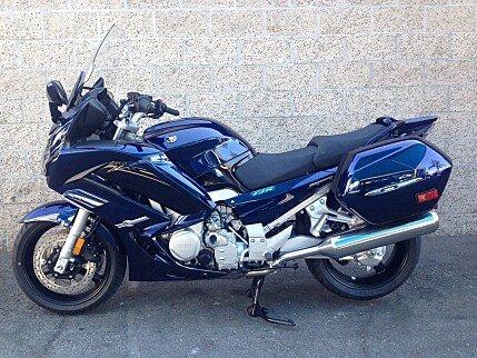 2016 Yamaha FJR1300 for sale 200510762