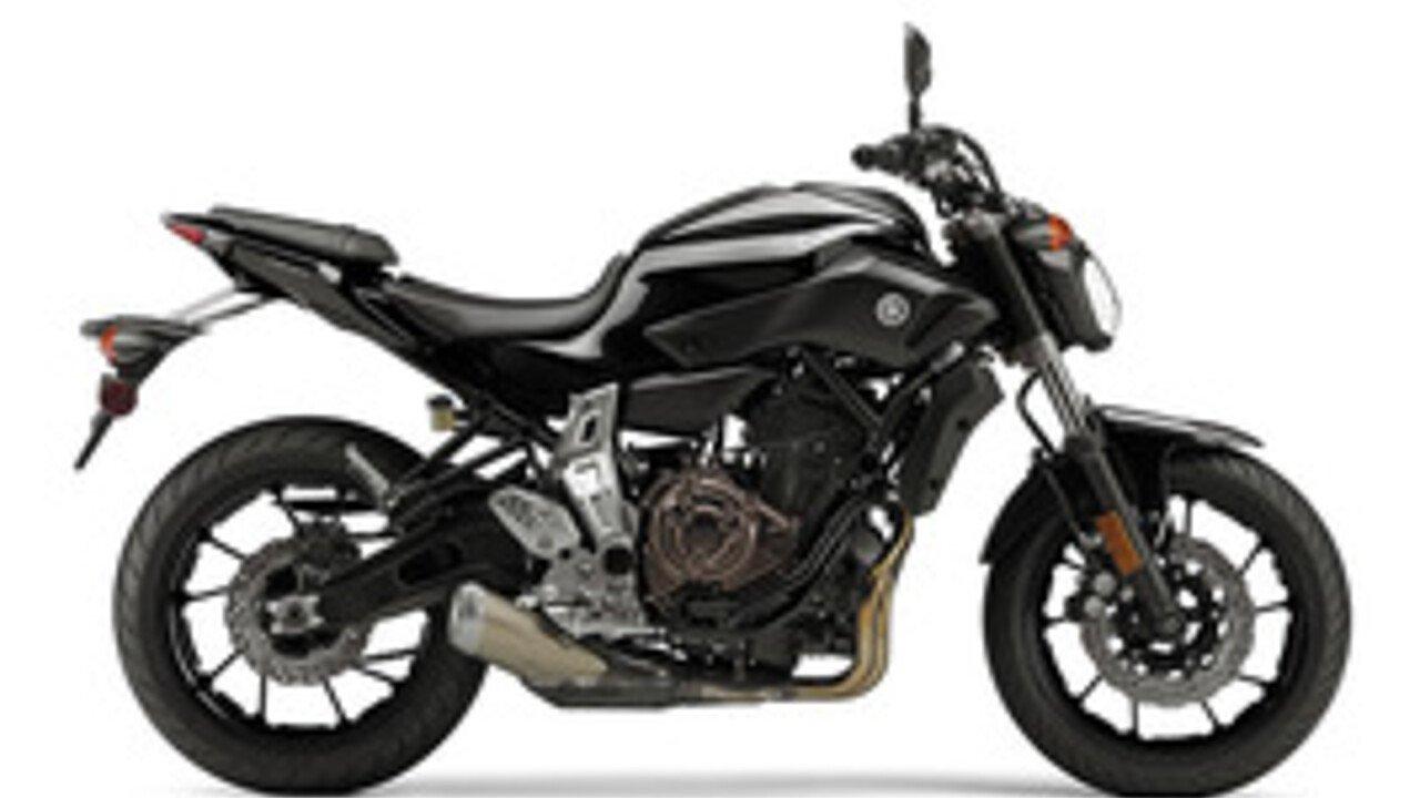 2016 Yamaha FZ-07 for sale 200483717