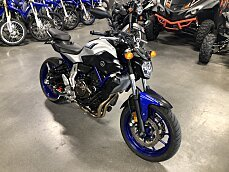 2016 Yamaha FZ-07 for sale 200590226