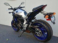 2016 Yamaha FZ-07 for sale 200591874