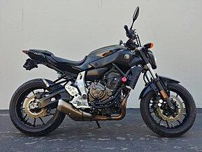 2016 Yamaha FZ-07 for sale 200605577