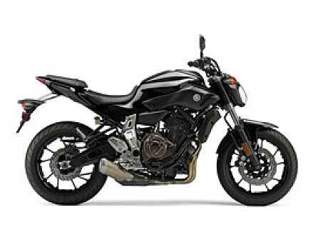 2016 Yamaha FZ-07 for sale 200613768