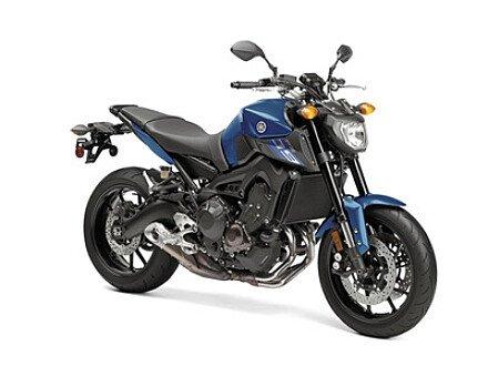 2016 Yamaha FZ-09 for sale 200536587