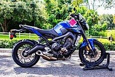 2016 Yamaha FZ-09 for sale 200629660