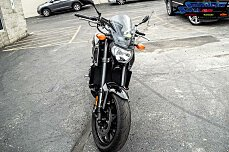 2016 Yamaha FZ-09 for sale 200645854