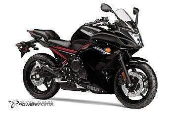 2016 Yamaha FZ6R for sale 200345614