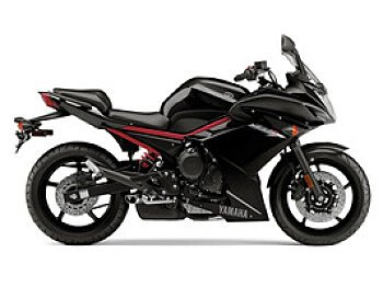 2016 Yamaha FZ6R for sale 200434987