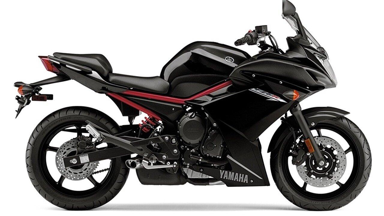 2016 Yamaha FZ6R for sale 200556049