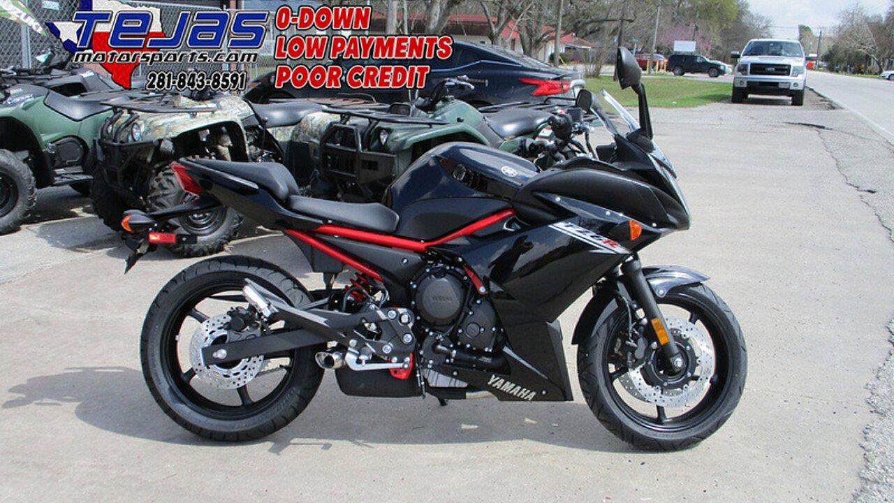 2016 Yamaha FZ6R for sale 200584524