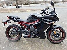 2016 Yamaha FZ6R for sale 200524133
