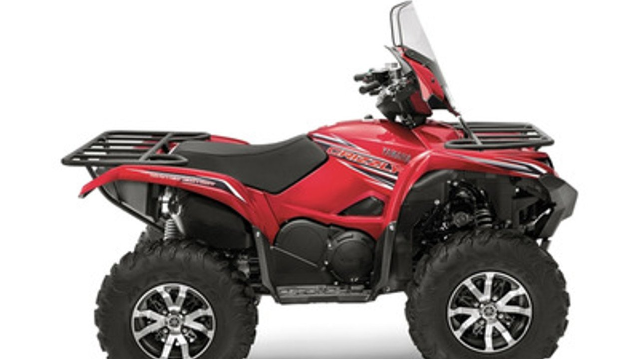 2016 Yamaha Grizzly 700 for sale 200522538
