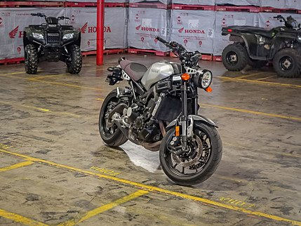 2016 Yamaha XSR900 for sale 200600669