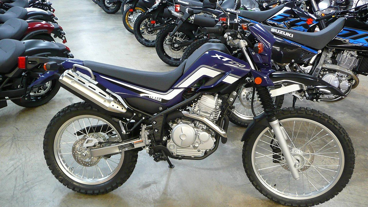 2016 Yamaha XT250 for sale 200448207
