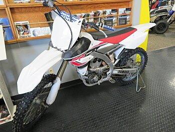 2016 Yamaha YZ250F for sale 200534377