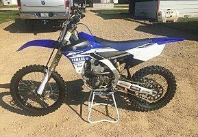 2016 Yamaha YZ250F for sale 200567887