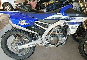 2016 Yamaha YZ450F for sale 200471914