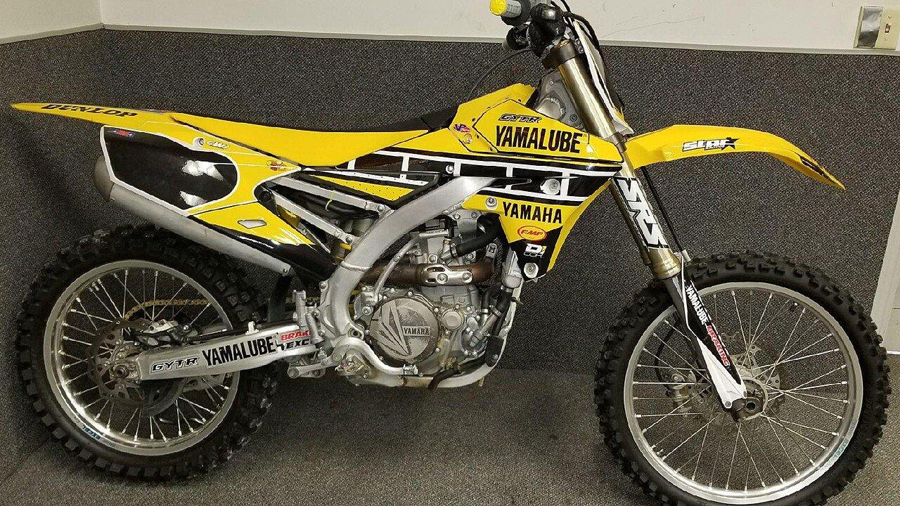 2016 Yamaha YZ450F for sale 200549680