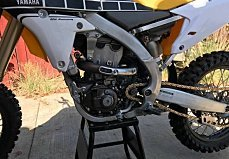 2016 Yamaha YZ450F for sale 200500790