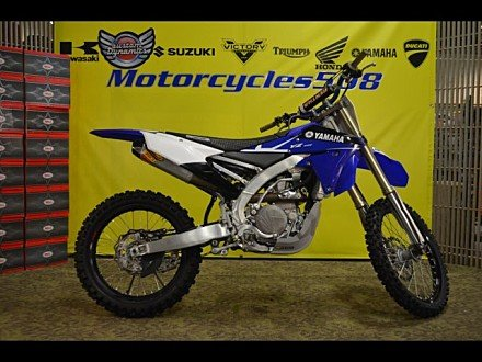 2016 Yamaha YZ450F for sale 200600609