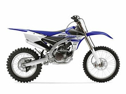 2016 Yamaha YZ450F for sale 200602695