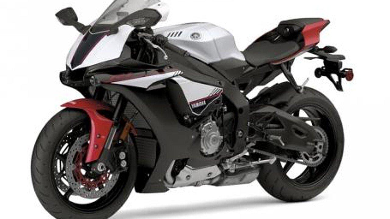 2016 Yamaha YZF-R1 S for sale 200584891