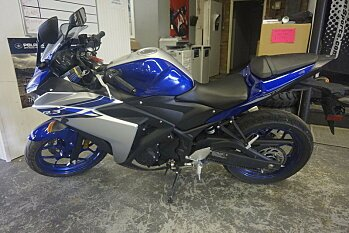 2016 Yamaha YZF-R3 for sale 200555448