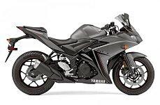 2016 Yamaha YZF-R3 for sale 200482258