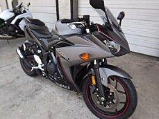 2016 Yamaha YZF-R3 for sale 200487578