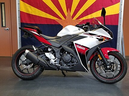 2016 Yamaha YZF-R3 for sale 200525164