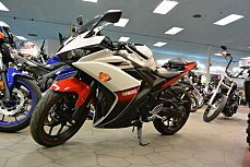 2016 Yamaha YZF-R3 for sale 200534422