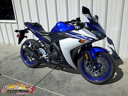 2016 Yamaha YZF-R3 for sale 200543402