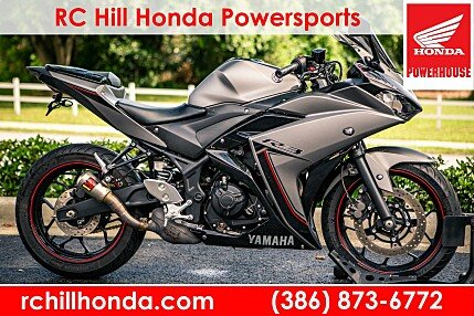2016 Yamaha YZF-R3 for sale 200579115