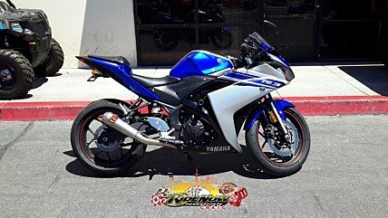 2016 Yamaha YZF-R3 for sale 200581947