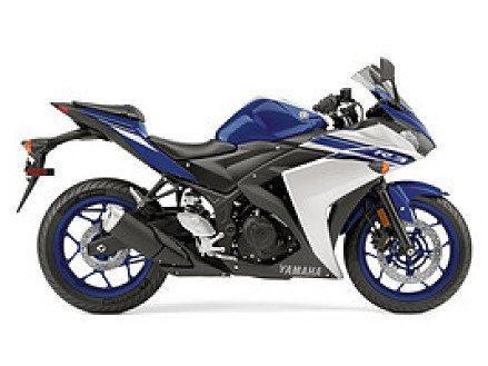 2016 Yamaha YZF-R3 for sale 200602723