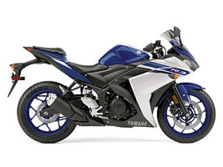 2016 Yamaha YZF-R3 for sale 200607111