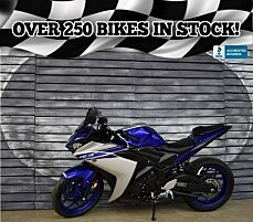 2016 Yamaha YZF-R3 for sale 200615093