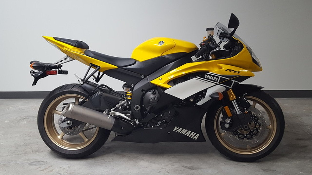 2016 Yamaha YZF-R6 for sale 200453573